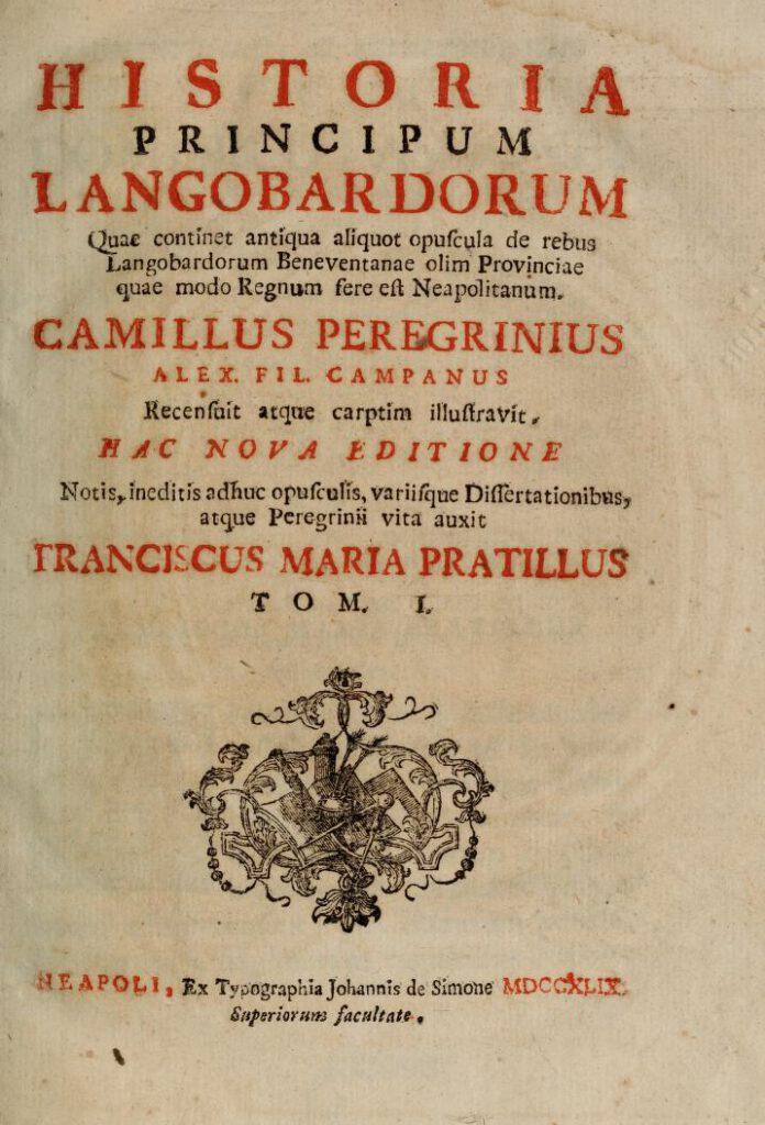 Francesco Maria Pratilli