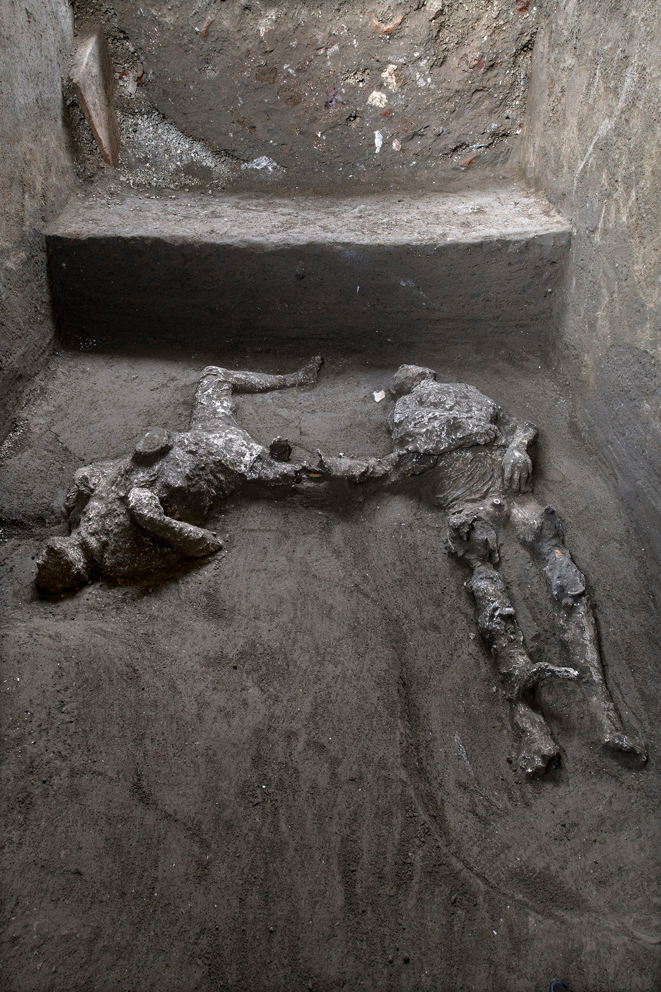 Civita resti pompeiani