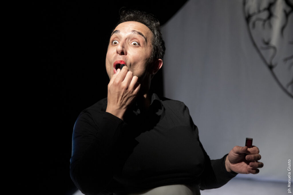 Danilo Giuva teatro