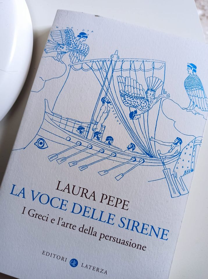 sirene Greci Laura Pepe