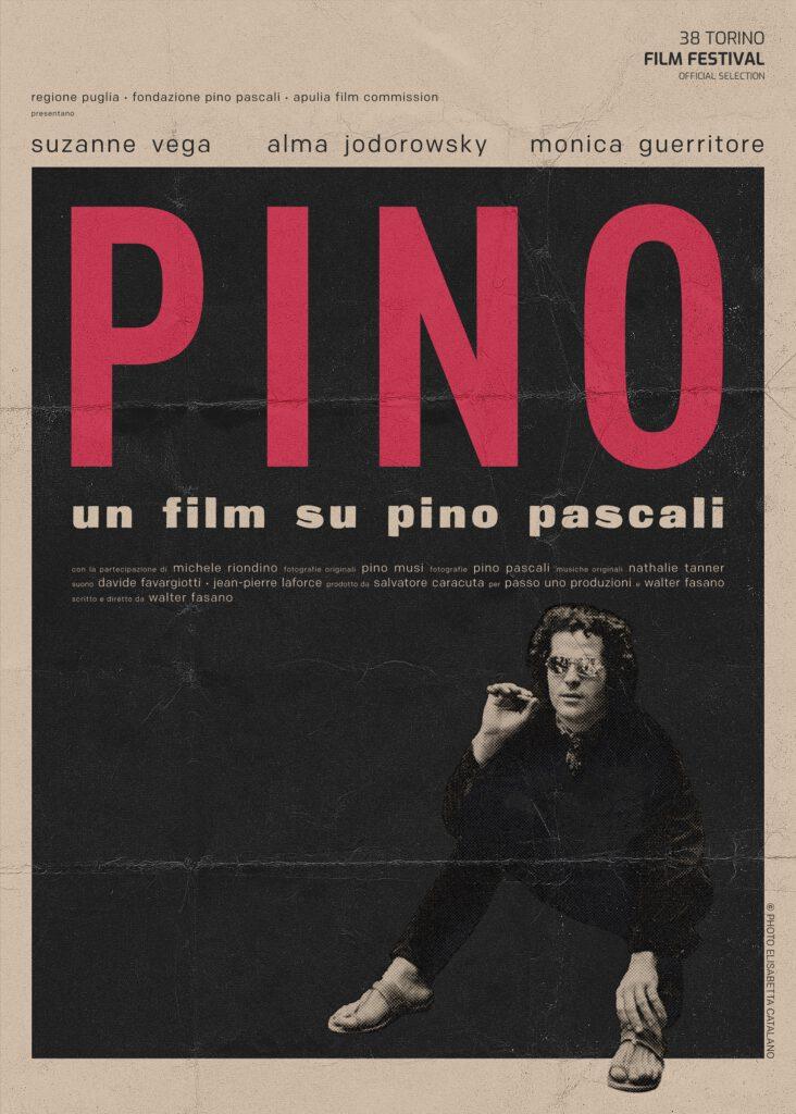 Pino Pascali Walter Fasano Torino Film Festival