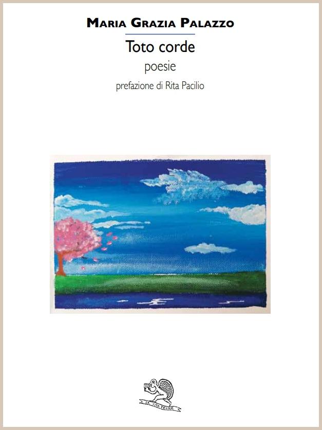 Copertina del libro Toto Cordi, di Maria Grazia Palazzo