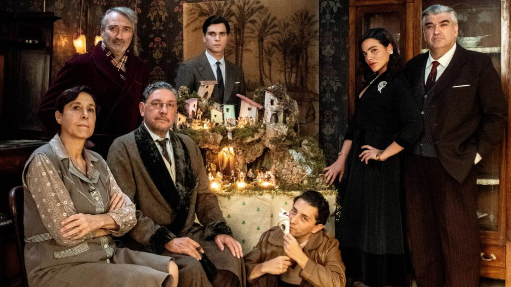 Natale in casa Cupiello con Sergio Castellitto