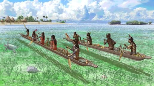 DNA antico Caraibi