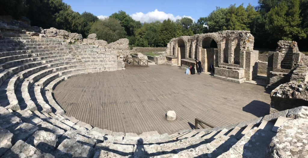 Butrint Project: