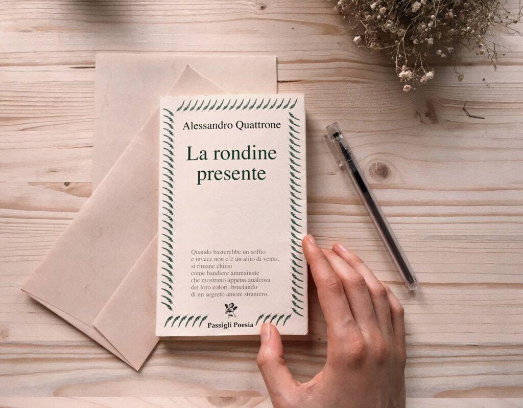La rondine presente Alessandro Quattrone