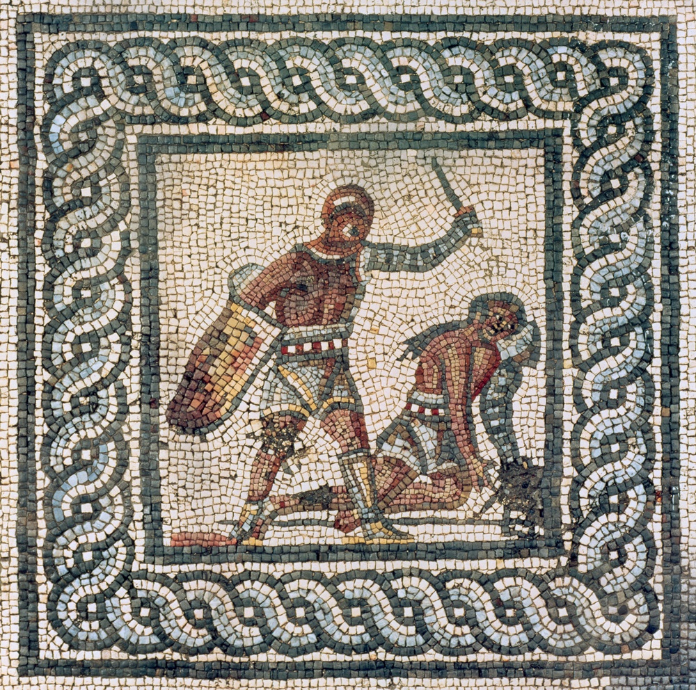 gladiatori mostra MANN anteprima