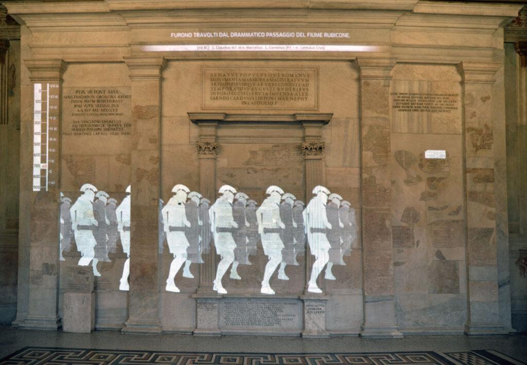 L'eredità di Cesare e la conquista del tempo | Musei Capitolini