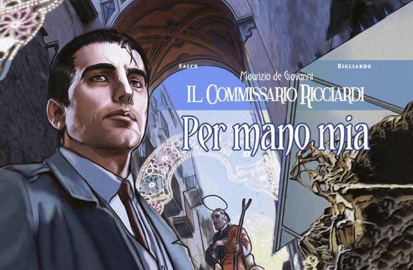 Il Commissario Ricciardi a fumetti