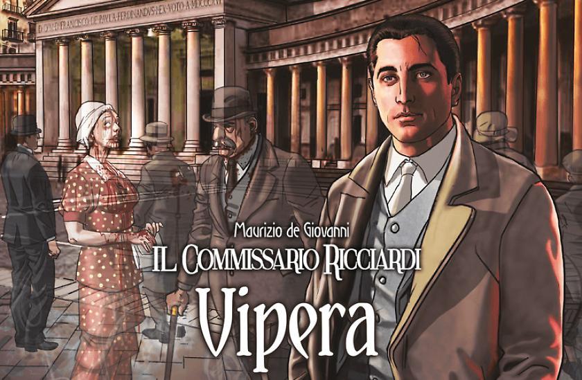 fumetti Commissario Ricciardi