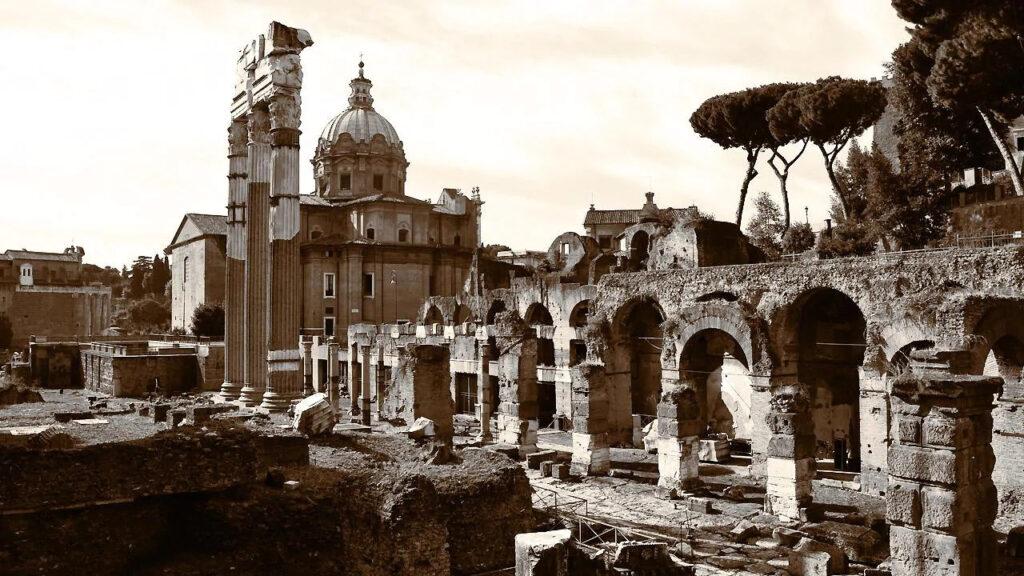 Ulisse Roma imperiale