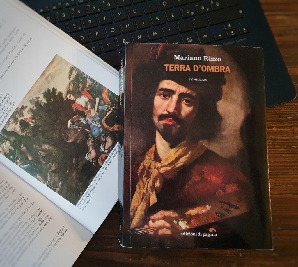 ombra Terra d'ombra, romanzo di Mariano Rizzo