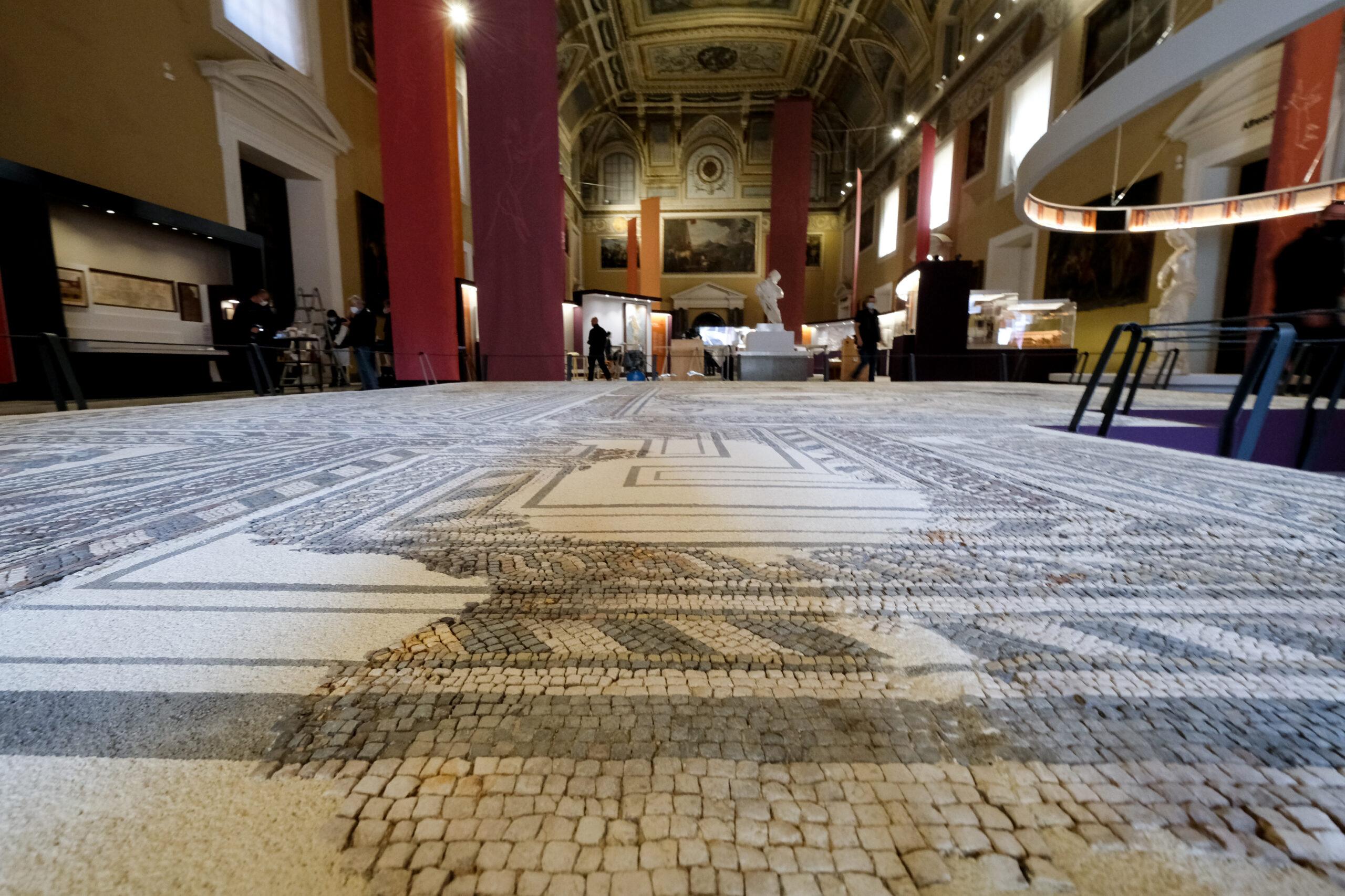 mostra Gladiatori