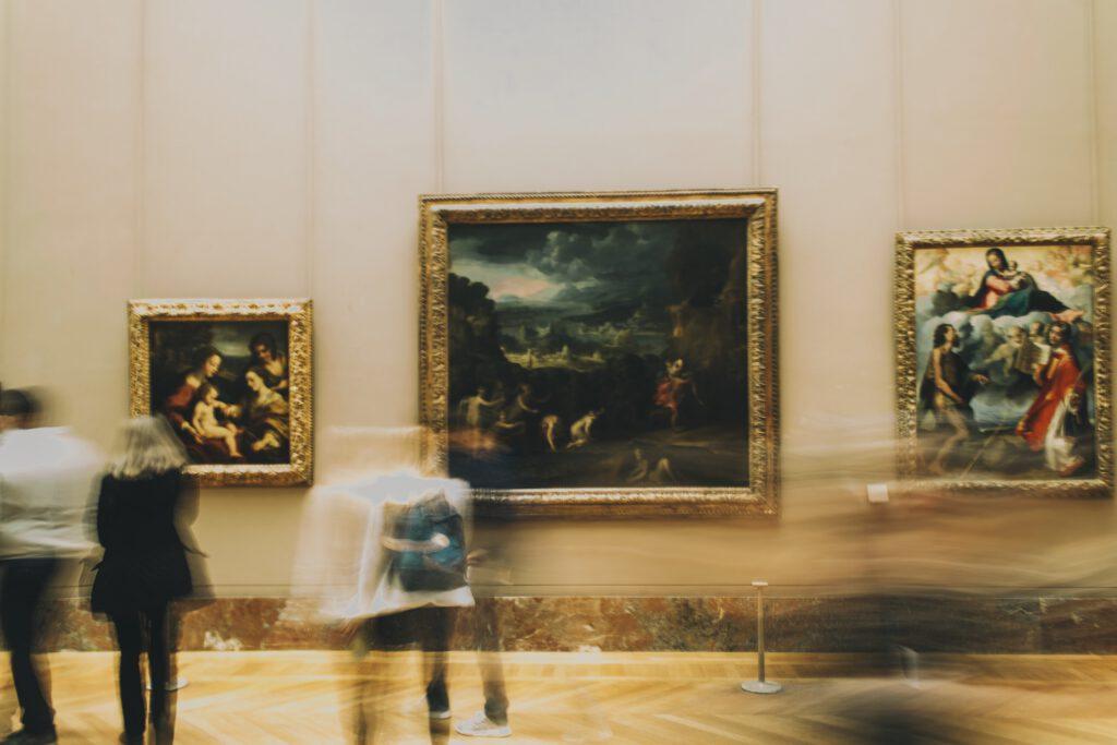 a cosa serva la storia dell'art