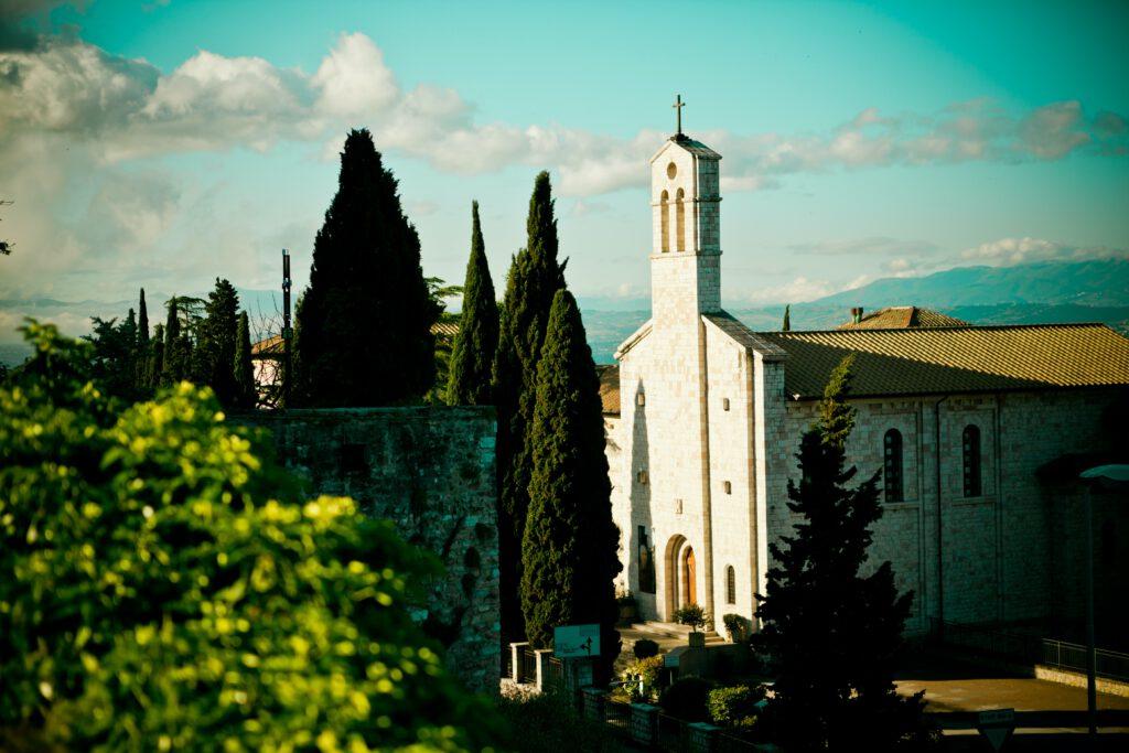 chiesa campagna patrimonio