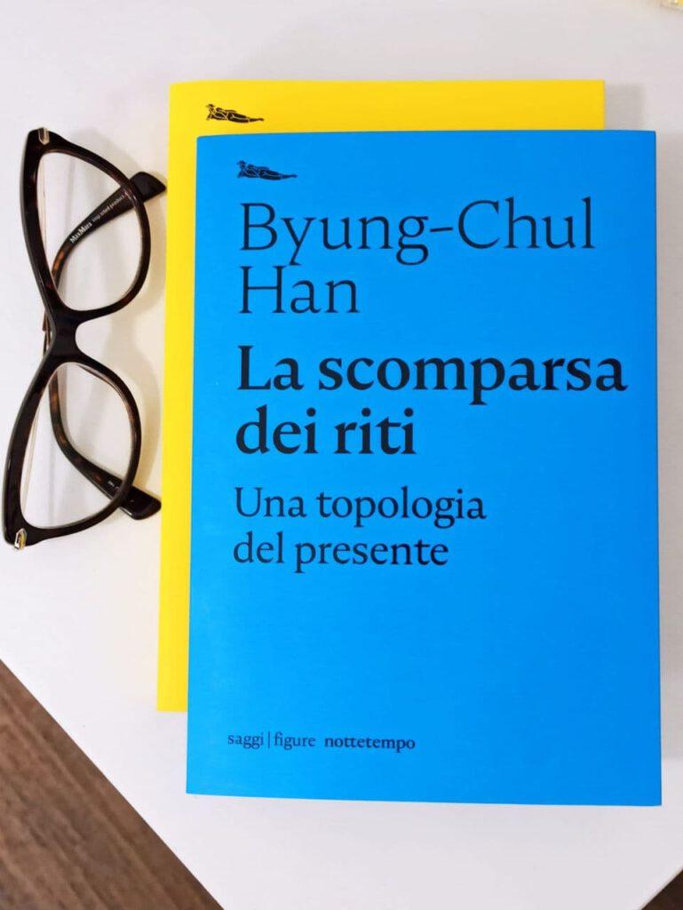 Byung-Chul Han La scomparsa dei riti Bianca 1