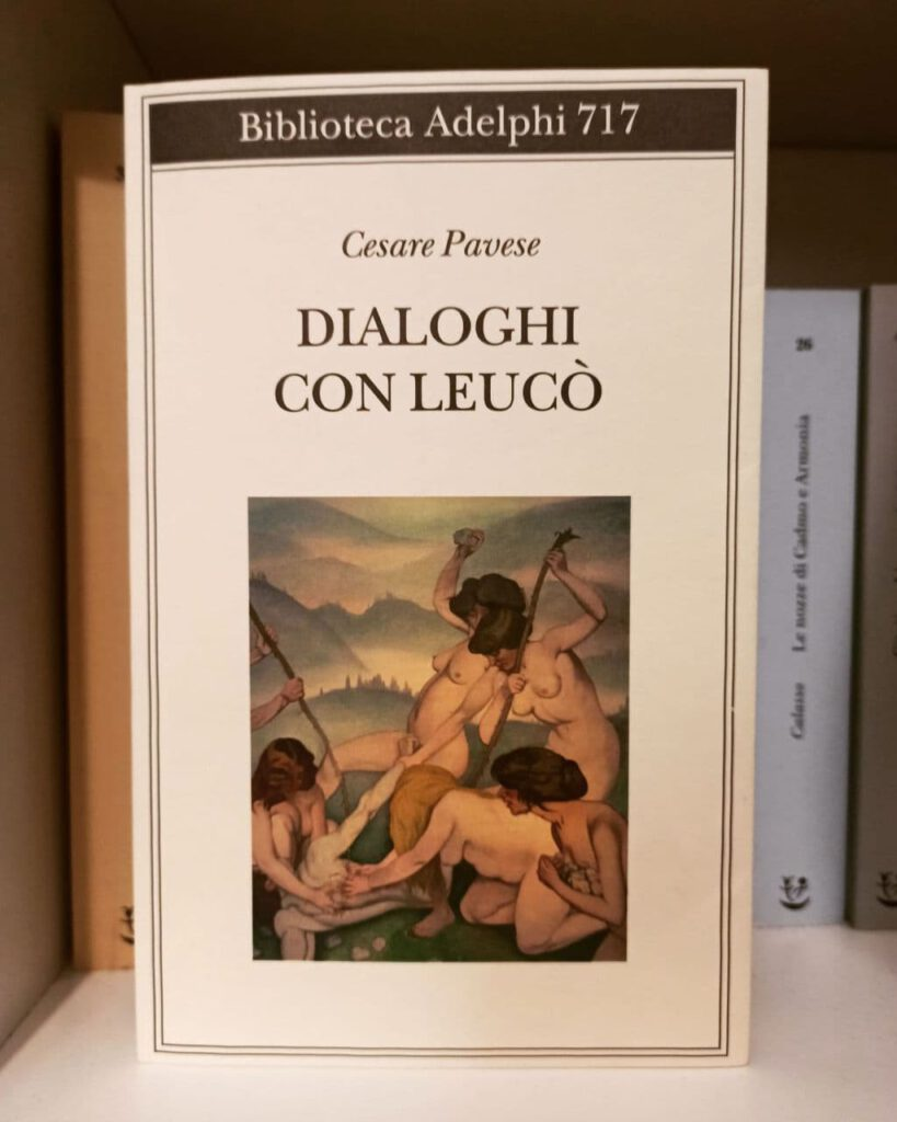 Dialoghi con Leucò Cesare Pavese Bianca Sorrentino
