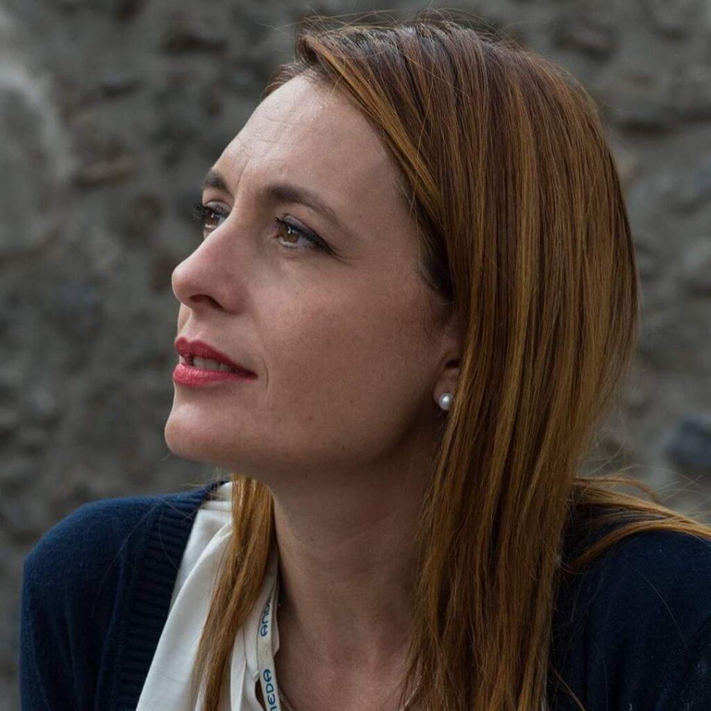 Lara Anniboletti, neo direttrice del Museo Archeologico Nazionale di Civitavecchia