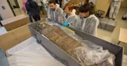 Warsaw Mummy Project mummia egizia feto