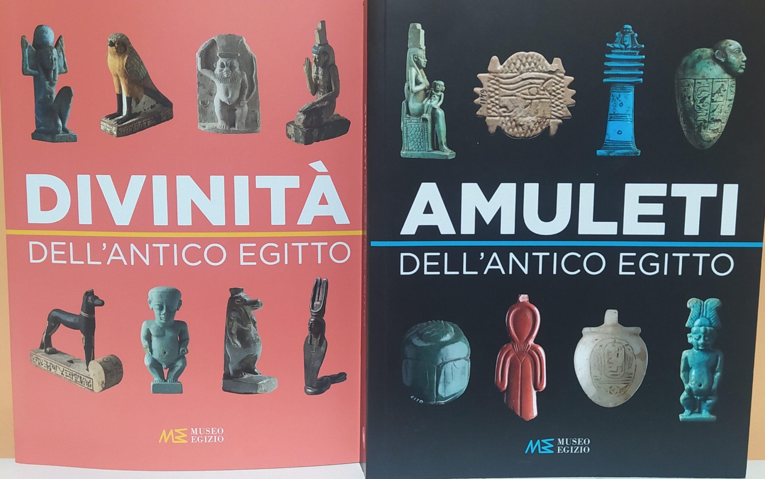 divinità antico Egitto manuale