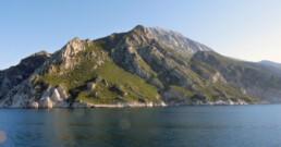 Monte Athos mediobizantina archeologia Marco Muresu