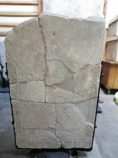 recupero archeologico 782 Belgio Puglia 1