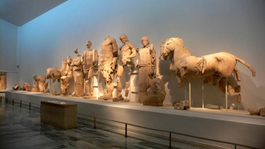 Santuario di Olimpia Tempio di Zeus