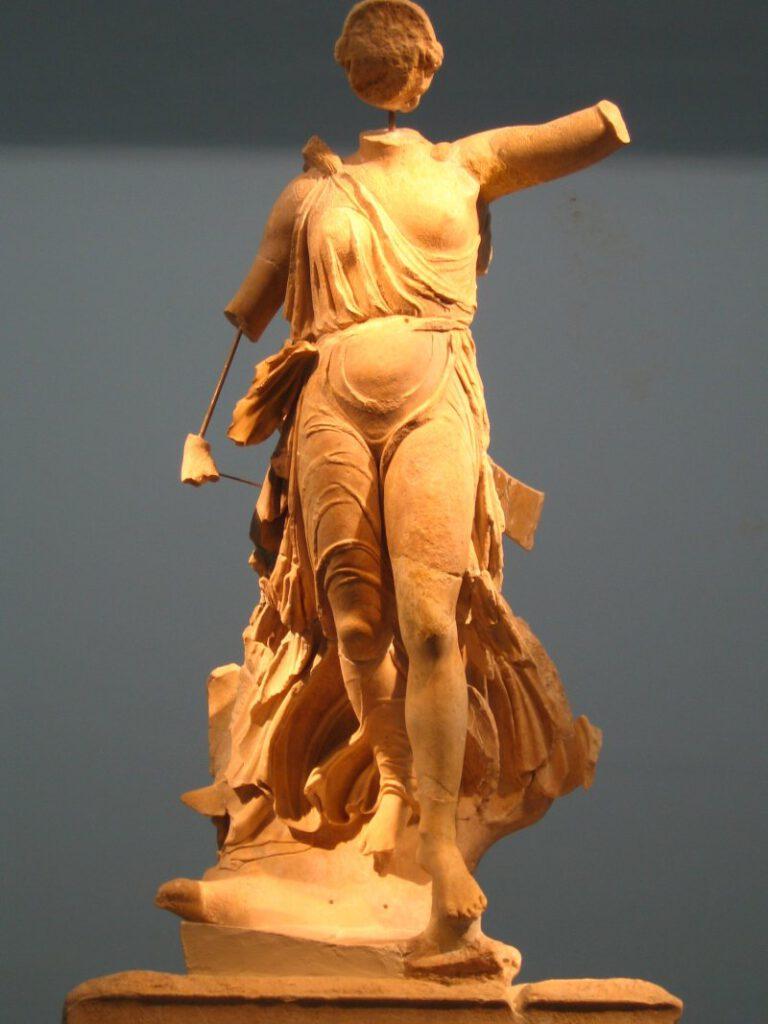 Santuario di Olimpia Nike di Peonio
