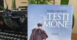 Il testimone Paolo Biondi AD