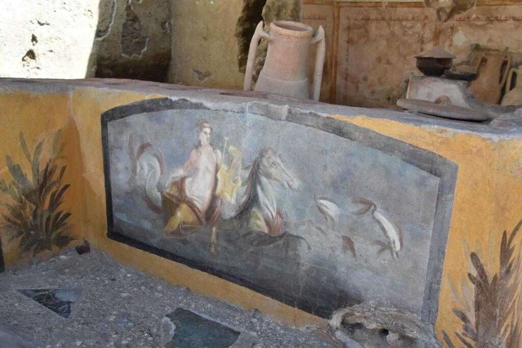Regio V di Pompei