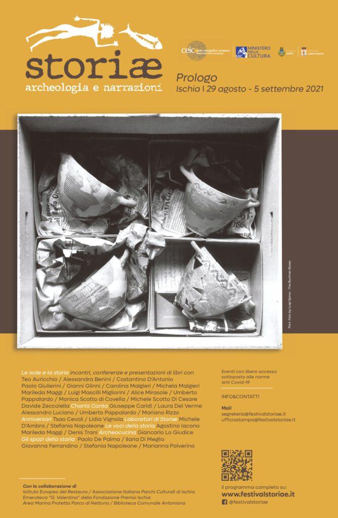 terza edizione di Storiæ archeologia e narrazioni storiae archeologia e narrrazioni