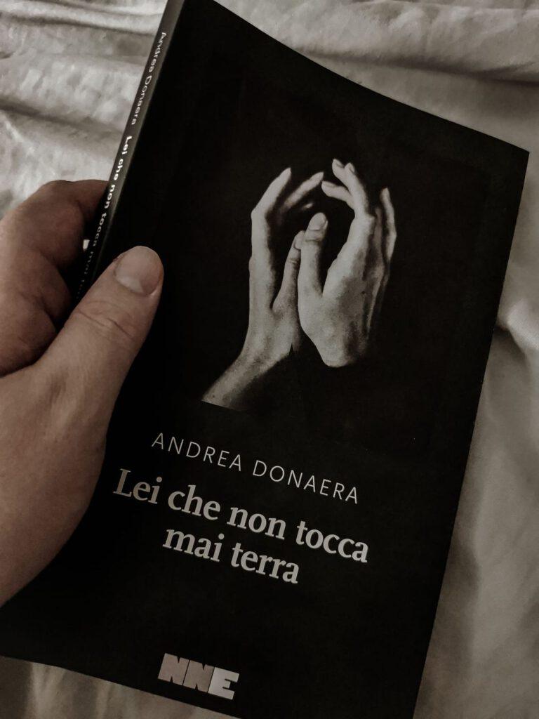 Lei che non tocca mai terra Andrea Donaera
