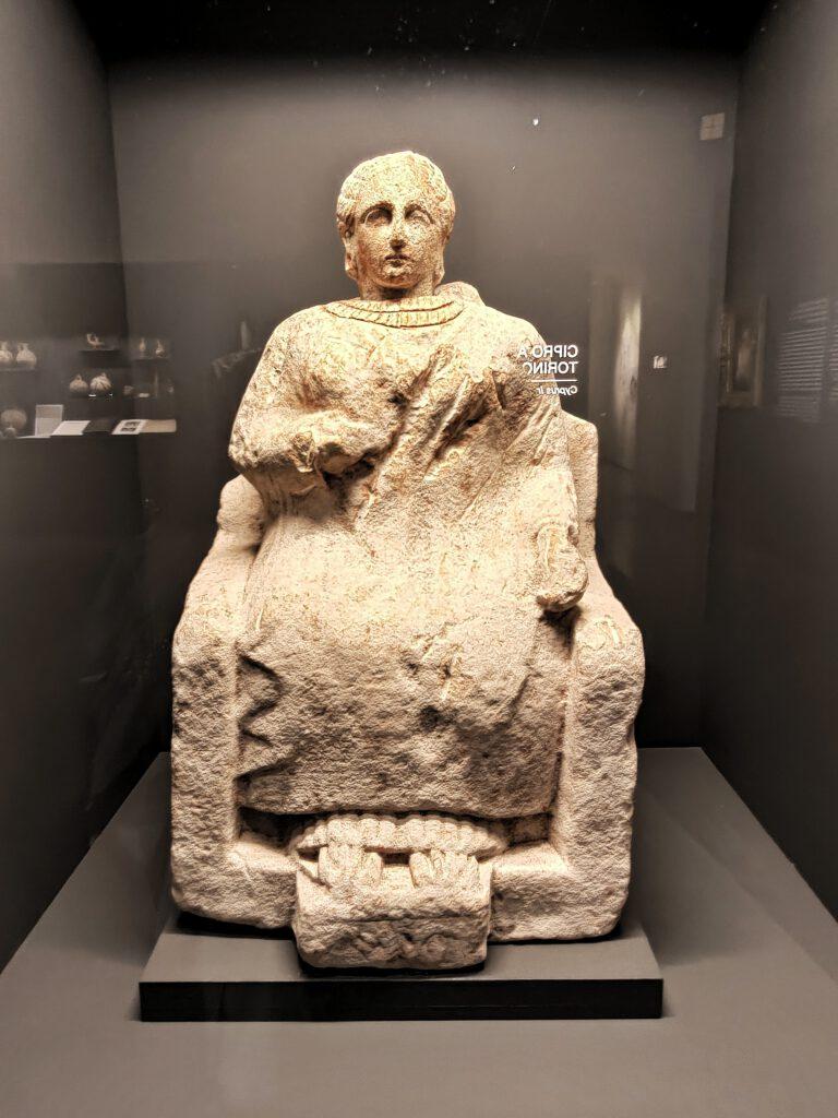 mostra cipro divinità femminile