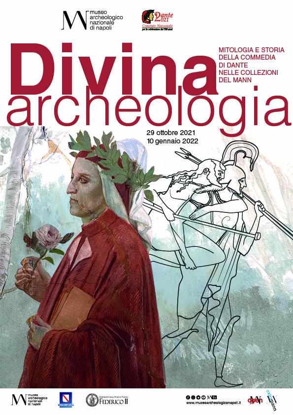Divina Archeologia MANN Napoli Dante mostra
