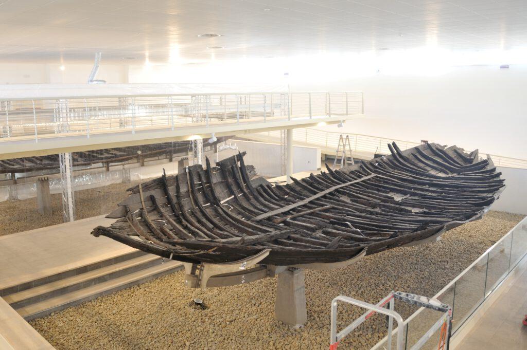 Museo delle Navi di Fiumicino