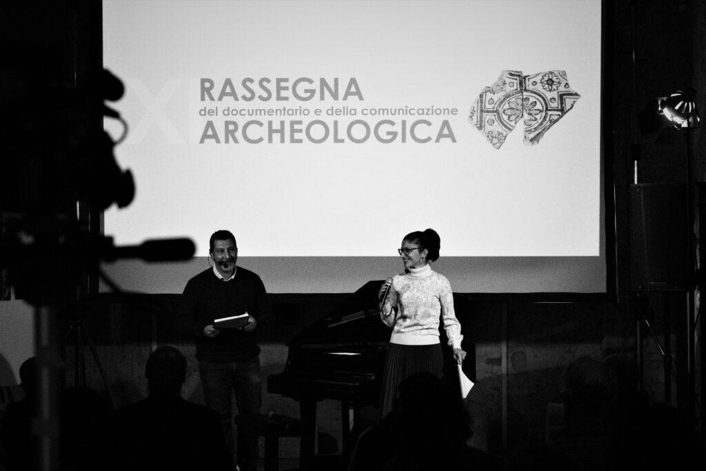 cominciata XI Edizione Rassegna del Documentario e della Comunicazione Archeologica di Licodia Eubea