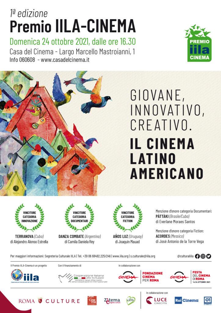 Premio IILA Cinema
