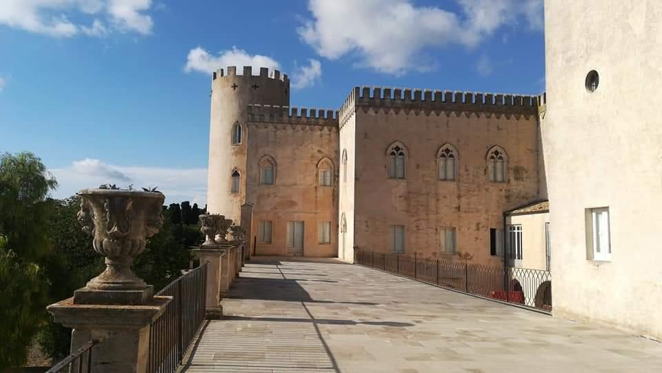 labirinto il Gattopardo Giuseppe Tomasi di Lampedusa Palazzo di Donnafugata
