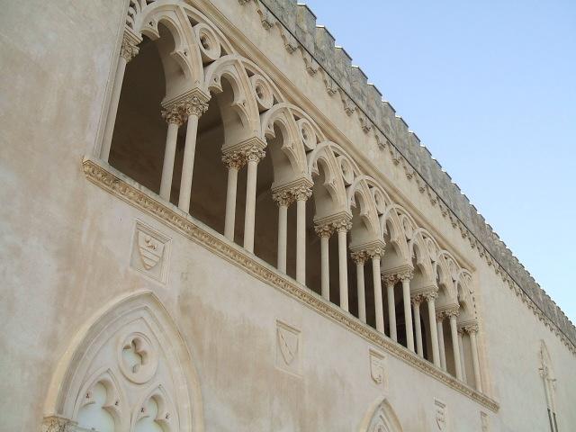 Labirinto Il Gattopardo Palazzo di Donnafugata