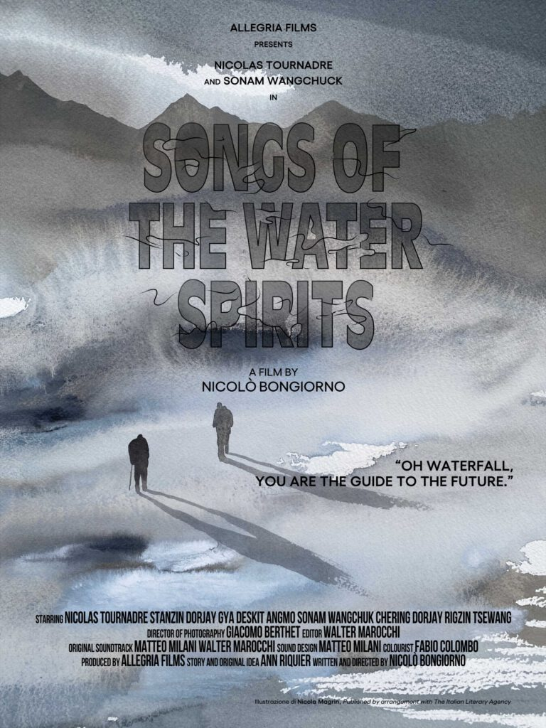 Songs of the water spirits